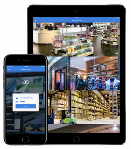 Mobilní aplikace NetRex