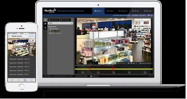 rozhraní NetRex prodejna